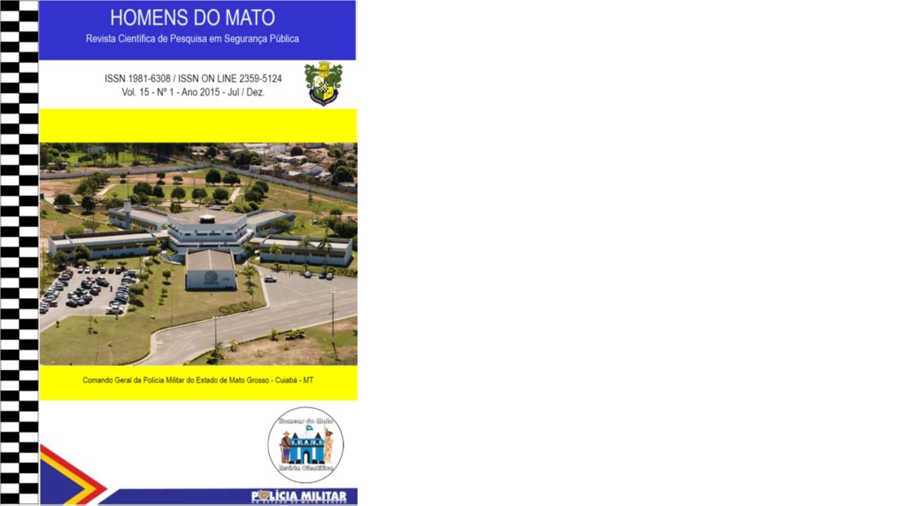 Vista aérea do Quartel do Comando Geral da Polícia Militar de Mato Grosso.
