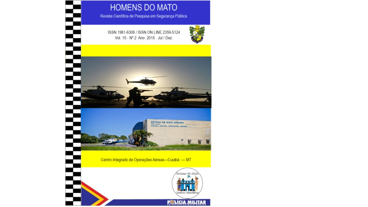Vista lateral das instalações e aeronaves do CIOPAER/MT.